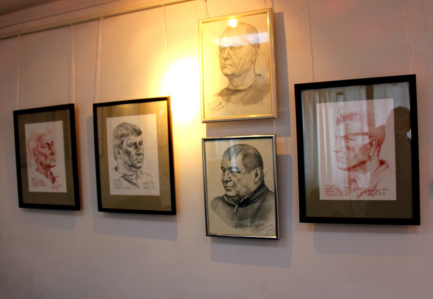 Герои Афганистана в проекте «Портрет современника»