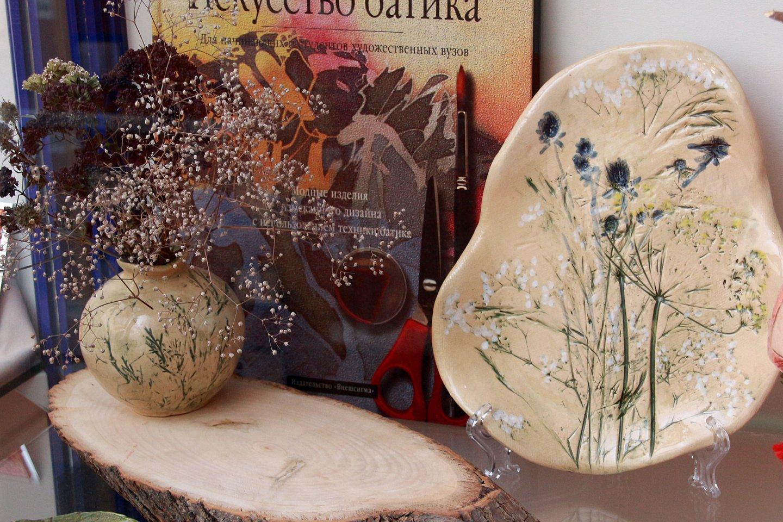 Персональная выставка керамических работ Ларисы Громовой
