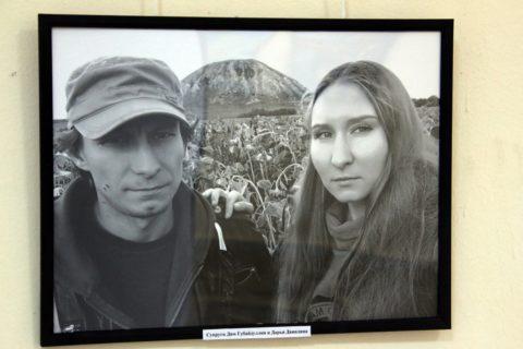 В галерее «Ижад» открылась выставка графики живописи молодых художников Дима Губайдуллина и Дарьи Данилиной