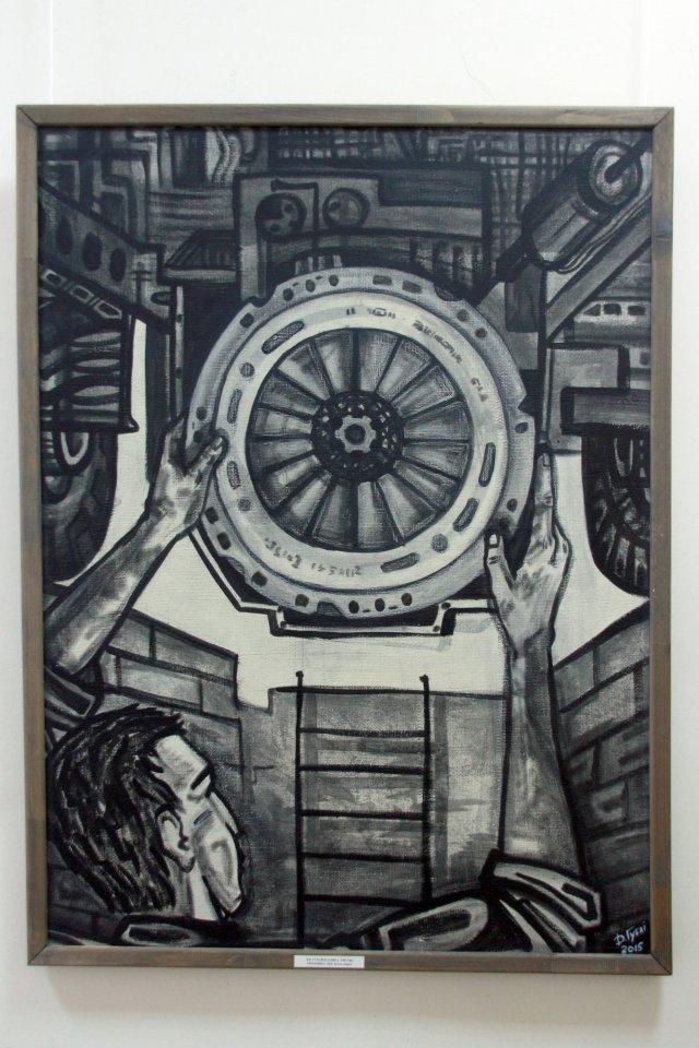 Работы Дима Губайдуллина