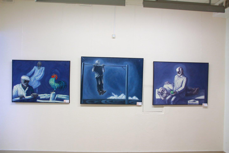 Открылась VI республиканская конкурс-выставка работ преподавателей изобразительного искусства