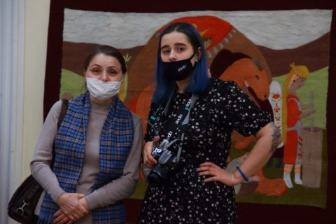 «Татьянин день»: ежегодная традиционная выставка студенческих работ