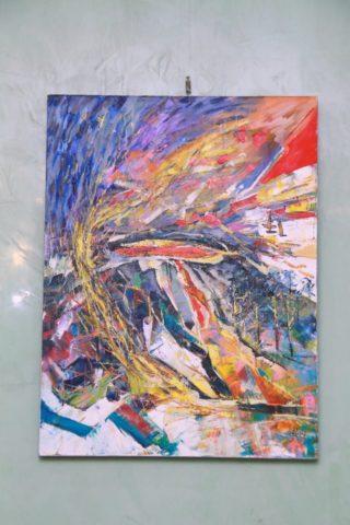 «Божественная комедия»: открылась персональная выставка работ Елены Верёвкиной