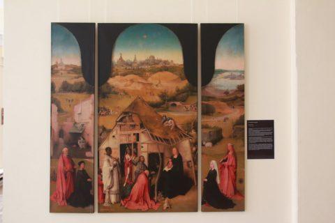 Открытие выставок «Босх и Брейгель» и «Арт-Объекты» в галерее «Ижад»