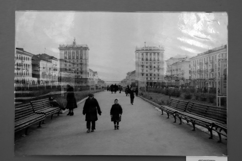 «Советское фото: из века прошлого в день настоящий» - выставка ретро-фотографии в Центральной городской библиотеке