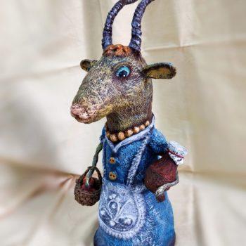 «Добрая коза», Динара Гарифуллина