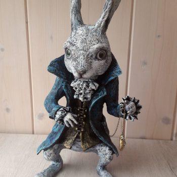 «Кролик из «Алисы в стране чудес»», Динара Гарифуллина