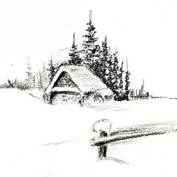 «Избушка», Сергей Герасимов