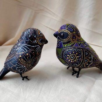 «Птички», Динара Гарифуллина