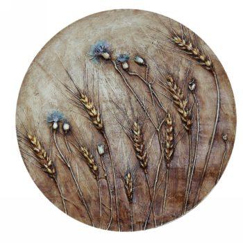 «Дружба пшеницы и василька», Айсылу Аминева