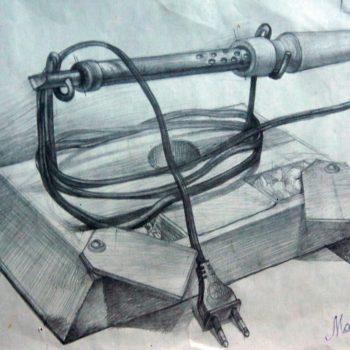 Работа 11, Владимир Мазунин