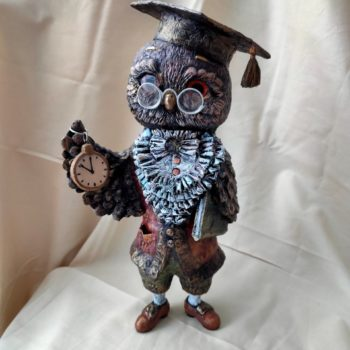 «Мудрая сова», Динара Гарифуллина