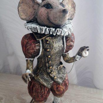 «Мышиный король», Динара Гарифуллина