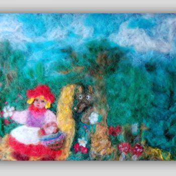 «Красная шапочка», Фарида Хуснитдинова