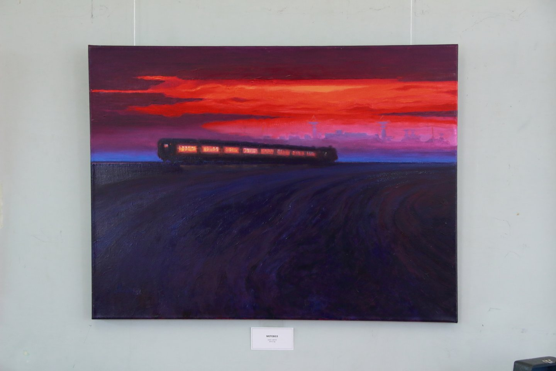 «Корабли пустыни»: персональная выставка живописи Юрия Илингина в Мемориальном доме-музее С.Т. Аксакова