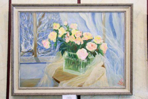 «Дыхание весны» и «Образ родной земли»: открытие выставок в галерее «Урал»