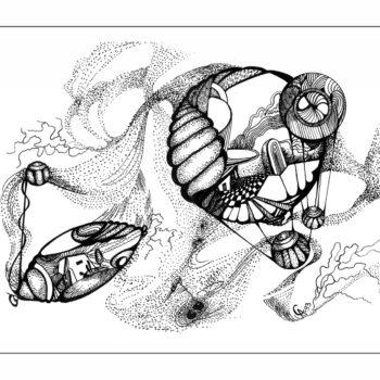 «Воздушные миры», Светлана Степанова (Мухаметгареева)