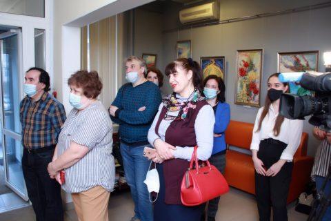 «Пространство Астерии»: открытие выставки художника Светланы Степановой в галерее «Арт-Эксперт»