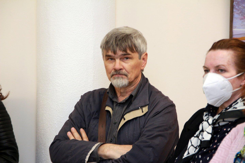 Открытие персональной выставки художника Вакиля Шайхетдинова в Уфимской художественной галерее