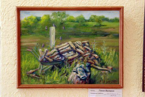 «Родина моя»: выставка художников Валерия Гагина и Рависа Аледтинова