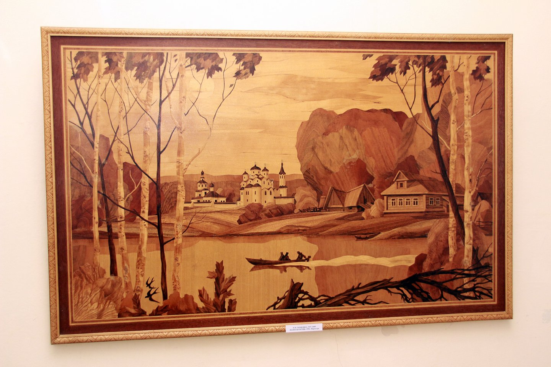 Выставка преподавателей Детской художественной школы №1 имени А.А. Кузнецова в галерее «Ижад»