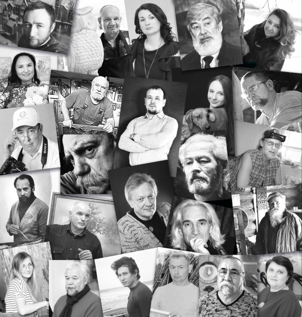 27 апреля состоится презентация второй книги проекта «Любимые художники Башкирии»