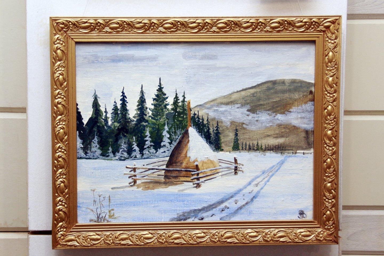Открытие выставки двух художников Вячеслава Иванова и Сергея Герасимова в галерее «Урал»