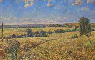«Сквозь призму времени»: выставка работ мастеров башкирской живописи