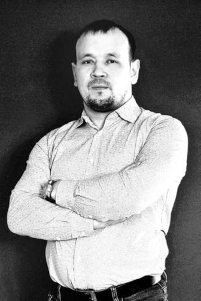 Художник Алмаз Шагалиев