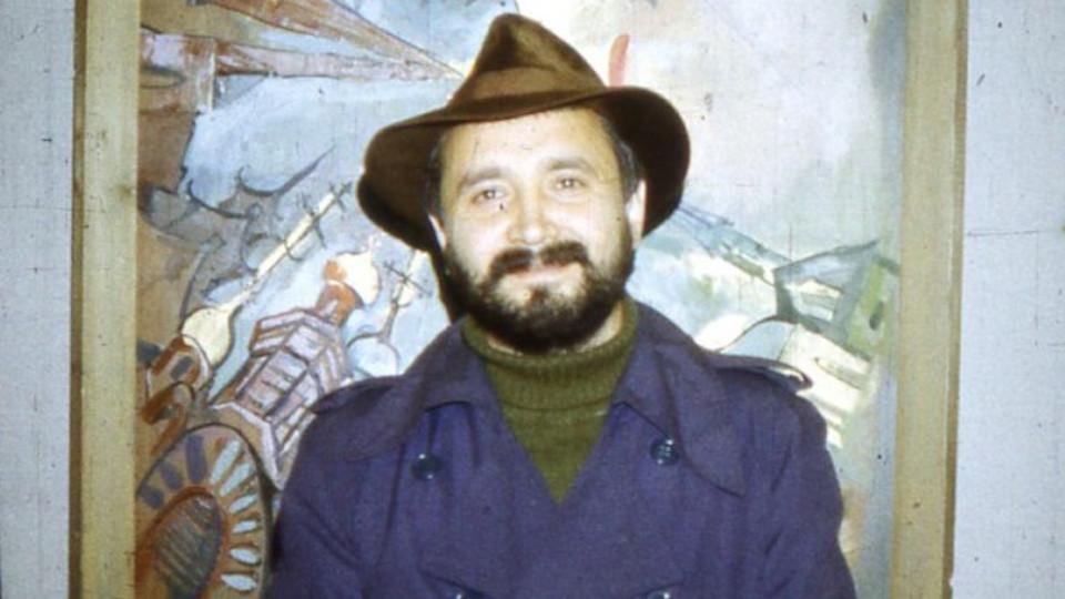 Художник Наиль Латфуллин (1952–1992 гг.)