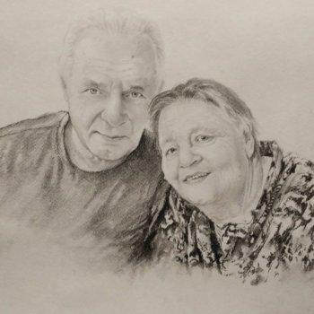 «Семейный портрет 1», Руслан Камалов