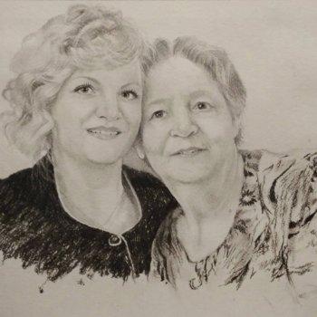 «Семейный портрет 2», Руслан Камалов