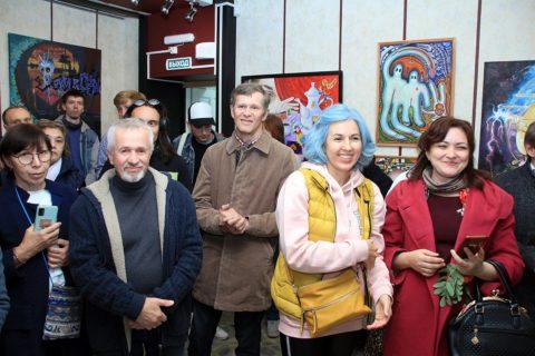 «Будущее настало»: открытие итоговой выставки республиканского художественного фестиваля