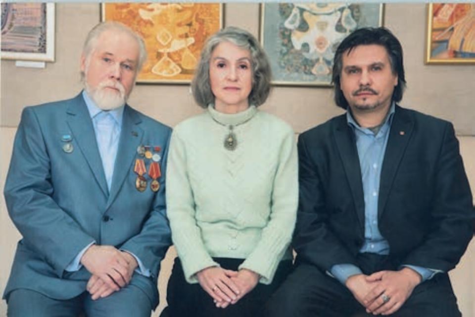 Художник Виктор Пегов (1938–2018 гг.)