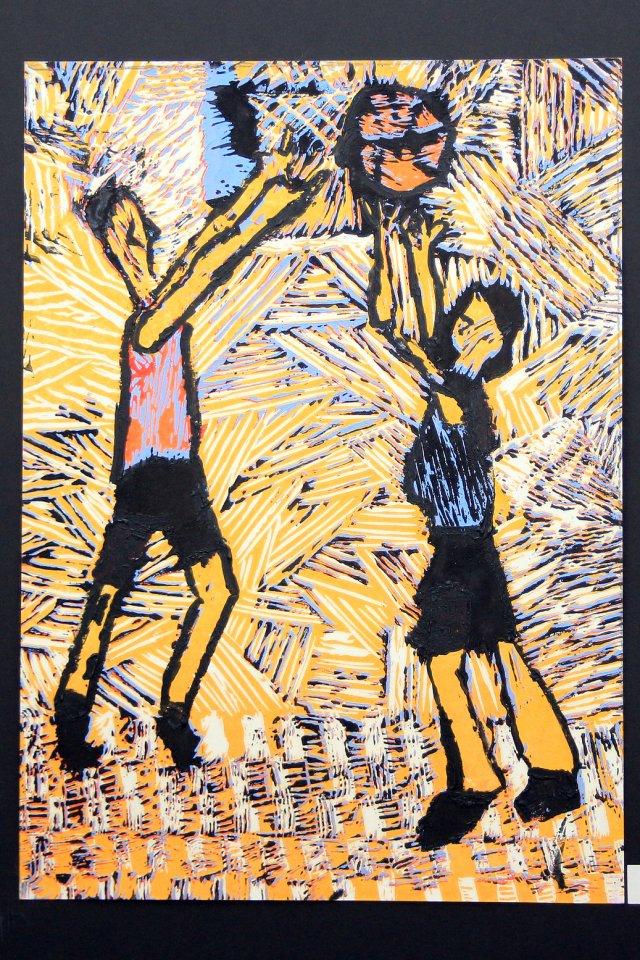 II Международное триеннале детской печатной графики «Большое и маленькое» в выставочном зале «Ижад» БГХМ имени М.В. Нестерова