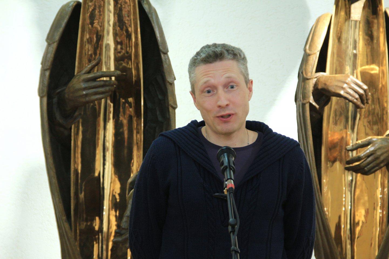 «От идеи до воплощения»: открытие выставки скульпторов Вадима и Станислава Кирилловых
